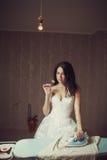 Кровопролитная невеста Стоковое Фото
