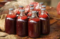 кровопролитное питье Стоковая Фотография RF