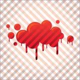 кровопролитное пятно бесплатная иллюстрация