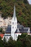 кровоточенная церковь Стоковая Фотография