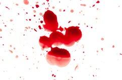 кровь Стоковое Изображение RF