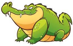 Крокодил бесплатная иллюстрация