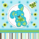 Кролик ребёнка иллюстрация штока