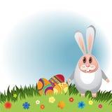 кролик 01 Иллюстрация штока