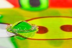 Крона воды Стоковые Фотографии RF
