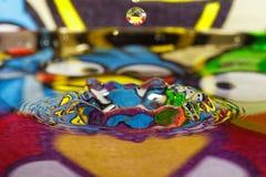 Крона воды Стоковая Фотография RF