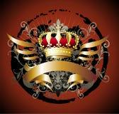 крона королевская Стоковое фото RF