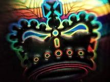 Крона 5 фунтов Стоковая Фотография RF
