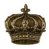 Крона, элемент для scrapbooking Стоковое Изображение RF