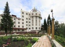 Крона Altai санатория Стоковые Фото