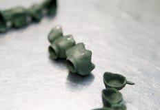 Кроны зуба зубоврачебные созданные на принтере 3d для металла Стоковые Фото