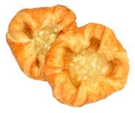 Кроны печенья Яблока Стоковые Фото