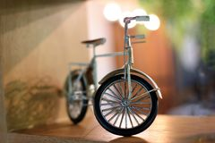 Крошечный велосипед Стоковые Фото