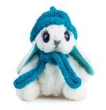 Кролик зайчика игрушки Стоковое Изображение
