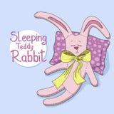 Кролик игрушечного Стоковые Изображения RF