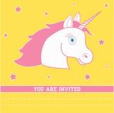 кролик подарка поздравительой открытки ко дню рождения иллюстрация штока