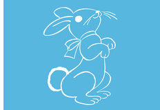 Кролик Стоковое фото RF