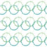 круги бесконечно делают по образцу безшовную плитку будут соединенный в цепи бесплатная иллюстрация