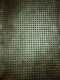 Круги делают по образцу на стене цемента Стоковая Фотография RF