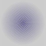 Круги на серой предпосылке иллюстрация вектора