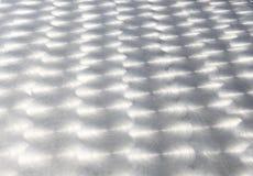 Круги нержавеющей стали вертикально и горизонтально выровнянный Стоковые Фотографии RF