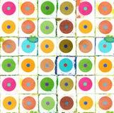 круги предпосылки конструируют график бесплатная иллюстрация