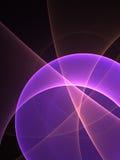 круги предпосылки Стоковые Фотографии RF