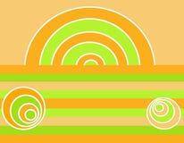 круги Стоковая Фотография RF
