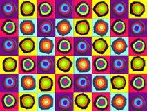 круги Стоковое фото RF