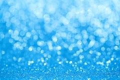 Круги Bokeh для предпосылки рождества Стоковые Фото