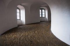 круглая башня Стоковые Изображения