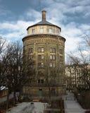 круглая башня Стоковые Изображения RF