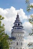 Круглая башня, Izmailovo Кремль стоковое фото rf