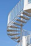 Круглая лестница стоковое фото