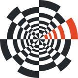 круглая сеть 02 Стоковое Изображение RF