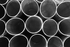 Круглая трубка металла Стоковые Фото