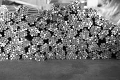 Круглая трубка металла Стоковые Изображения RF