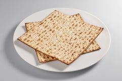 Круглое блюдо с хлебом Azimo Стоковая Фотография