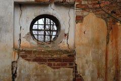 круглое окно Стоковые Фото