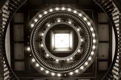 кругло Стоковое Изображение