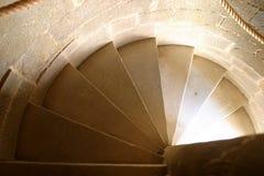 круглые лестницы Стоковые Изображения
