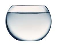 Круглый аквариум Стоковая Фотография RF