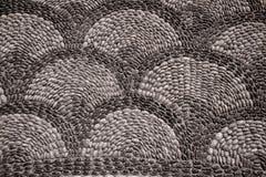 Круглый малый каменный камешек картины стоковые изображения rf