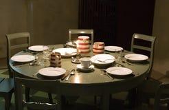 круглый стол Стоковое фото RF