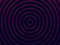 Круговая абстрактная предпосылка для графика Стоковое Изображение