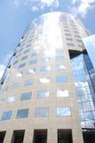 круговая корпоративная башня Стоковые Изображения