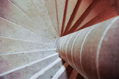 круговая лестница Стоковые Изображения RF