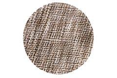 круговая циновка для устанавливать плиты когда имеющ еду Стоковое Фото