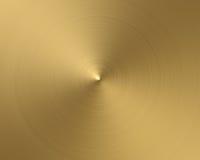 круговое золото Стоковое фото RF
