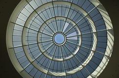 Круговое окно в крыше Стоковые Фотографии RF